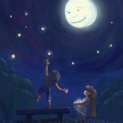 شب برات اس ام اس زدم که بگم: دنیام تاریکه مثل شب، تنهام مثل ماه، کوچیکم مثل ستاره، اما دوستت دارم اندازه آسمونی که اندازه نداره…شب بخیر همگی
