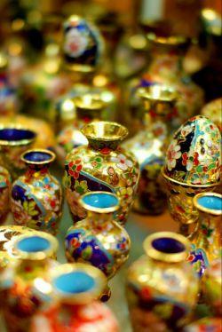 ظروف سفالی شیراز