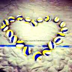 just Love volleyball