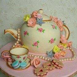 گفتم دورهم نشستیم یه قوری چای دم کنم باهم بخوریم