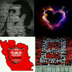 به امید موفقیت تیم محبوبم... عشق اول و آخرم پرسپولیس