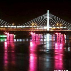 پل کابلی -شب های  اهواز