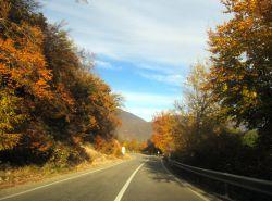 جاده توسکستان (شاهرود-گرگان)