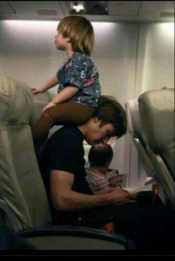 پدرها در حال فرزند داری