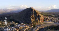 یه نمای دیگه از کوه باستانی پادیر