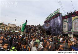 عظمت شیعیان در اربعین 93--2014