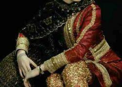 کندوره لباس سنتی زنان استان هرمزگان