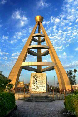 یادگاه فردوسی در بلخ