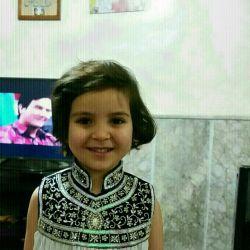 دخترم نادیا
