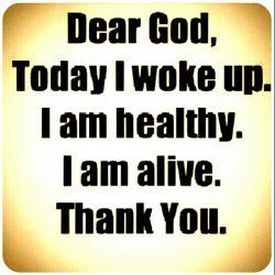 اول زمستون رو با تشکر از خدای مهربون شروع میکنم: خُدای عَزیز اِمروز از خواب بیدار شُدم... سالِمم... و سَرزِنده... از تو مَمنونَم