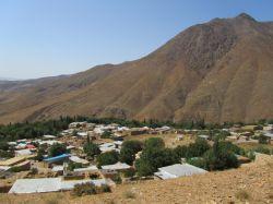 خرمکوه از نمای جنوبی