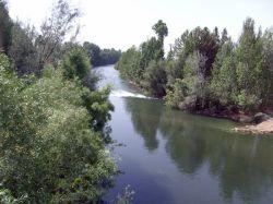 سلام صبح همگی بخیر و شادی. زاینده رود کمی آنطرف تر! مبارکه-اصفهان