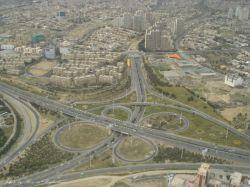 تهران از برج میلاد