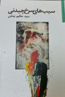 طرح جلد اولین مجموعه شعرم کار محسن حسینی