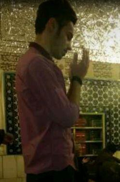 حرم آقا علی بن موسی الرضا جاتون خالی برای همتون دعا کردم ;)