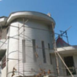 پروژه های انجام شده با محصولات شرکت سازه های پیش ساخته پرچین در شهر رامسر