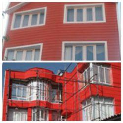 پروژه های انجام شده با محصولات شرکت سازه های پیش ساخته پرچین در شهر بوکان