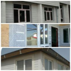 پروژه های انجام شده با محصولات شرکت سازه های پیش ساخته پرچین در شهر کرج