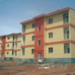 پروژه های انجام شده با محصولات شرکت سازه های پیش ساخته پرچین در شهر جدید پرند