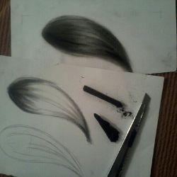 طراحی مدل مو