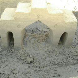 دروازه قرآن رو ساحل گناوه