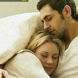بانو . . .  مرد نبوده ای تا بدانی; سَرت بر روی بازوانم,   امنیت تو نیست,  آرامش من است ✔✔✔✔✔✔✔✔