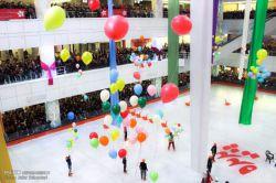 مراسم افتتاحیه مرکز تفریحی اسکیت و پاتیناژ بعدازظهر پنج شنبه در مشهد برگزار شد.