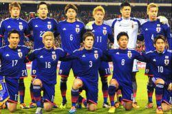 تیم ملی ژاپن با پیروزی دو بر صفر مقابل اردن در مرحله بعد حریف امارات متحده عربی شد