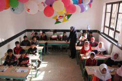 افتتاح مدرسه در روستای رختیان خراسان شمالی