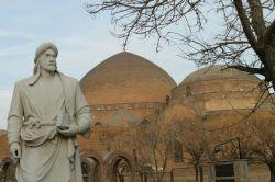 پارک خاقانی و مسجد کبود عکاس خودم