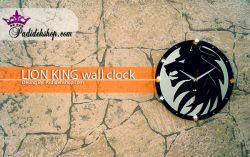 #ساعت_دیواری شیر شاه #آینه ای قیمت 36/000 تومان