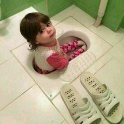 #بچه #توالت #طنز #جوکر #ترابی