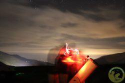 رصد شبانه اردبیل