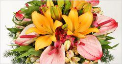 فروشگاه بزرگ گلهای زعیم