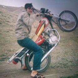 ی تک چرخ ب افتخارت. . :-)