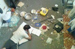 شب امتحان،خوابگاه دانشجویی!!!