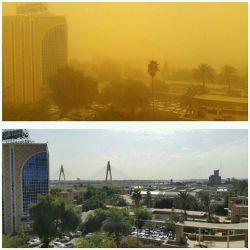 خدایا خودت به داد مردم خوزستان برس، داریم زنده به گور میشیم !!!