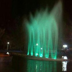 آبنمای موزیکال استان یزد شهر بافق