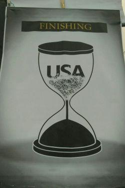 اندکی صبر سحر نزدیک است  به امید تمام شدن عمردولت آمریکا و دوستان خبیثش یک صدا مرگ بر آمریکا