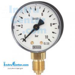 انواع فشارسنج آنالوگ یا گیج فشار عقربه ای (Analog pressure gauge)