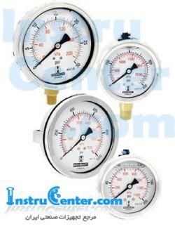 انواع گیج فشار آنالوگ(پرشر گیج آنالوگ Pressure Guage)