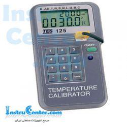 کالیبراتور دما (کالیبراتور ترموکوپل، کالیبراتور ترمومتر لیزری و تماسی    (Portable Temperature Calibrator
