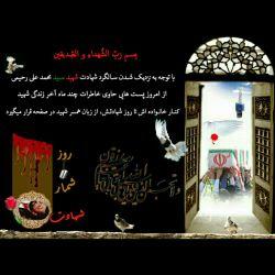 روز شمار شهادت، شهید سید محمد علی رحیمی