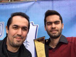 فراسو وب سایت برتر گروه صنایع سنگین و شركت های خصوصی در جشنواره وب ایران ١٣٩٣ #iwf1393