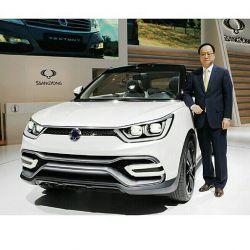 تیوولی جدیدترین محصول سانگ یانگ کره جنوبی در ایران Www.ssmotor.ir #تیوولی #رامک خودرو #سانگ یانگ