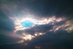 بارون بند اومد این عکسو گرفتم (^_^)