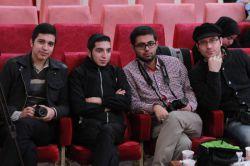 منو با تعدادی از دوستان عکاس تو تالار عمارت شهرداری