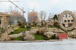 پایان #ساخت #باغ_ژاپنی #شهر #رویایی #پدیده #شاندیز