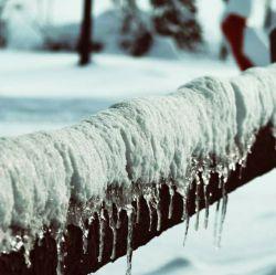 خیلی وقت است که حتی تو گرمای تابستون هم یخ زده ام