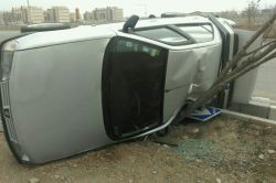 تصادف امروز صبح ساعت 10:57
